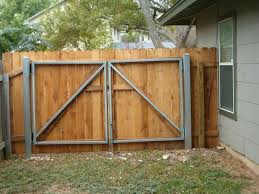 Steel Framed Wooden Privacy Gate Fence Gate Wooden Fence Gate Wooden Fence