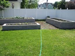 raised garden bed ideas four options