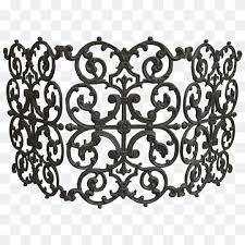 cast iron living room wrought iron