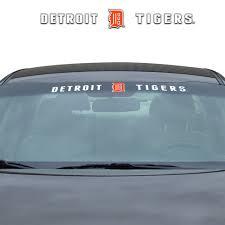 Goodtymes Enterprises Inc Detroit Tigers Windshield Decal Goodtymes Enterprises Inc