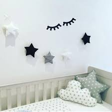 2020 Kids Room Decoration Star String Wall Hanging Ornaments Nursery Baby Room Nordic Decor Home Party Accessories Christmas Gifts From Georgen 28 25 Dhgate Com