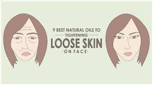 oils to tightening loose skin on face