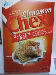 cereal cinnamon chex