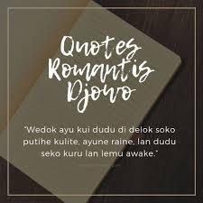 caption jowo cinta r tis