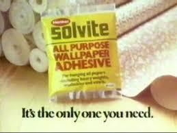 solvite wallpaper paste the only one