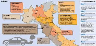 Smog, la giungla dei divieti. Roma e Milano bandite ai diesel ...