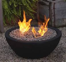 how to make a gel table top fire bowl