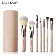 sace lady manila 7pcs makeup brush set