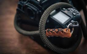 Rope Camera Strap with Leather Endings for DSLR – HYPESTRAPS