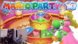 mario party 10 mini games part 2
