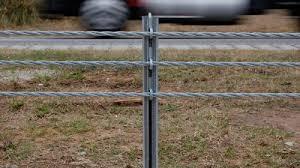 Gibraltar Cable Barrier System