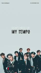 exo tempo wallpapers wallpaper cave