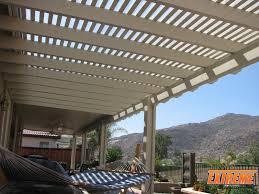 appealing alumawood patio cover