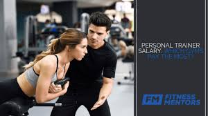 personal trainer salary which gyms pay