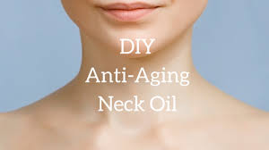 diy anti aging neck oil recipe sophie
