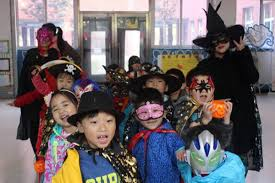 As kids and teens dress up for Halloween, some in China are spooked | South  China Morning Post