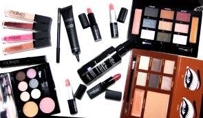 a plete list of pro makeup s