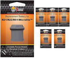 Invisible Fence Brand Compatible Collar Receiver Batteries Designed To Fit All Invisible Fence Models Of Collar And Perform Reliably To Keep Your Pet Safe Radio Wireless Fences
