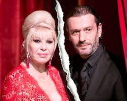 Ivana Trump and Rossano Rubicondi Split for Second Time