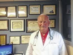 Adams celebrates 40 years in medicine - Portsmouth Daily Times
