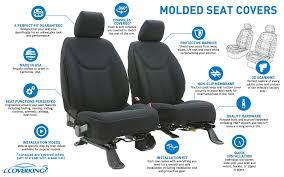 molded custom seat covers