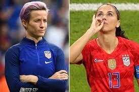 Women's World Cup: USWNT's Megan Rapinoe defends Alex Morgan