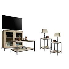 living room set with storage tv stand
