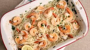 Oven Roasted Shrimp Scampi Recipe ...