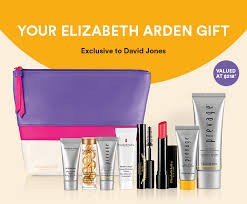 david jones your elizabeth arden gift