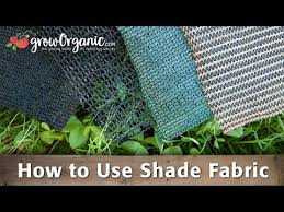 shade fabric protect your plants