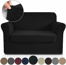 2 seater stretch 2 separate pieces