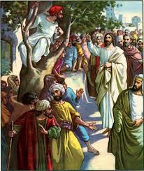 Zacchaeus the Tax Collector | Eternal Vigilance