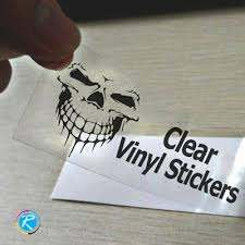 Tips To Get Self Adhesive Clear Vinyl Stickers Printing With Premium Quality