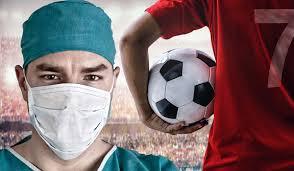 """Résultat de recherche d'images pour """"coronavirus football"""""""