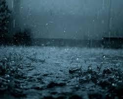 صور مطر حزينة