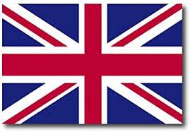 Amazon Com British Flag Car Magnet Decal 4 X 6 Heavy Duty For Car Truck Suv Automotive