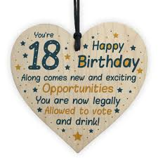 funny rude 18th birthday card for best