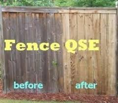 Wood Cleaner Fence Cleaner Qse Fast Fence Cleaner Wood Cleaner Fence Wood Fence