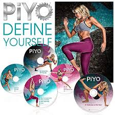 piyo workout program base kit 5 disc