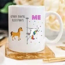 unicorn mug dental istant gifts