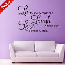 Hot Selling Live Laugh Love Wall Decals Quotes Paper Butterfly Decoration Wall Stickers Quotes And Sayings Home Decor Wall Art Wall Decals Quotes Wall Sticker Quotesstickers Quotes Aliexpress