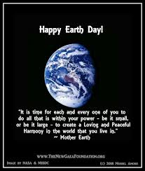 happy earth day the new gaea foundation®