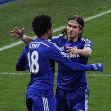 File:Filipe Luís Kasmirski, Loïc Rémy, Chelsea 3 Watford 0 FA Cup ...