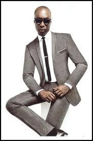 Black Men in British Suits