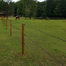 The Shockline Flex Fence Electric Coated Wire Is A Versatile Horse Fencing Solution For High Traffic A Horse Fencing Electric Fencing For Horses Horse Paddock