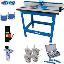 Kreg Prs1045 Precision Router Table Review