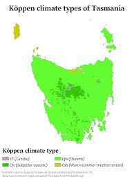 Climate of Tasmania - Wikipedia