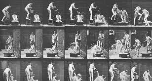 Bint photoBooks on INTernet: Human figure in motion Eadweard Muybridge  Photography