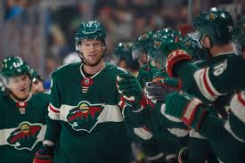 Eric Staal on the verge of re-writing the Minnesota Wild's record ...