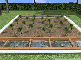 hydroponic bog garden water recycling